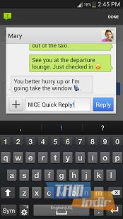 Textra SMS Ekran Görüntüleri - 5