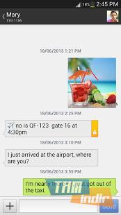 Textra SMS Ekran Görüntüleri - 3