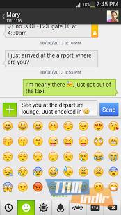Textra SMS Ekran Görüntüleri - 1