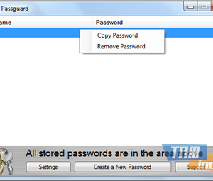 The Passguard Ekran Görüntüleri - 1