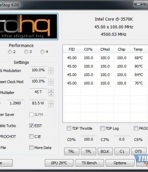 ThrottleStop Ekran Görüntüleri - 1