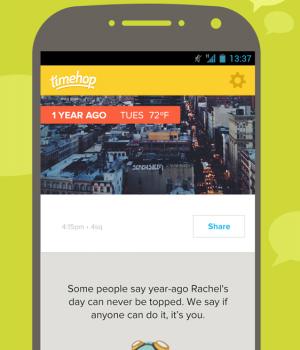 Timehop Ekran Görüntüleri - 4