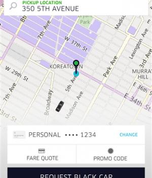 Uber Ekran Görüntüleri - 4