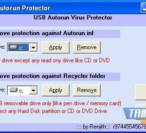 USBDriveProtector Ekran Görüntüleri - 1