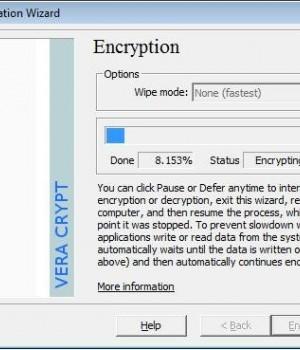 VeraCrypt Ekran Görüntüleri - 1