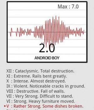 Vibration Meter Ekran Görüntüleri - 2