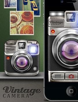 Vintage Camera Ekran Görüntüleri - 1