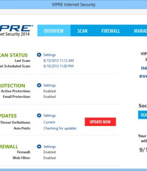 VIPRE Internet Security Ekran Görüntüleri - 4