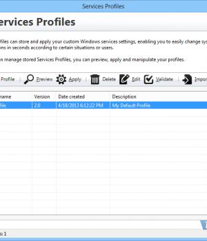 Vista Services Optimizer Ekran Görüntüleri - 2