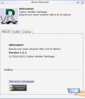 vRenamer Ekran Görüntüleri - 4