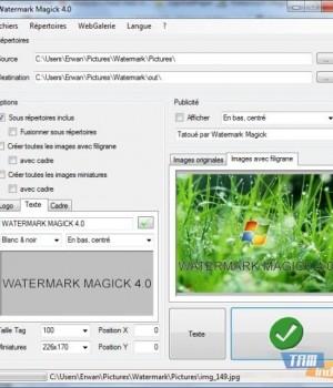 Watermark Magick Ekran Görüntüleri - 1