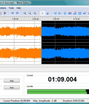 Wave Editor Ekran Görüntüleri - 1
