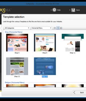 WebSite X5 Free Ekran Görüntüleri - 2