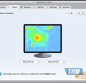 WhatPulse Ekran Görüntüleri - 4