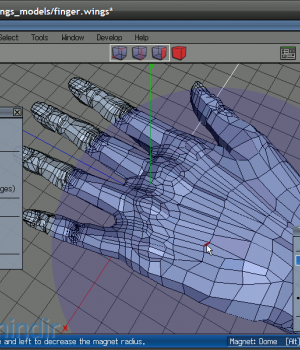 Wings 3D Ekran Görüntüleri - 2