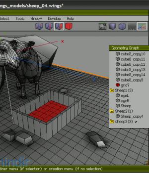 Wings 3D Ekran Görüntüleri - 1