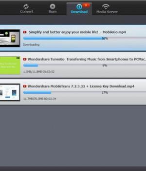 Wondershare Video Converter Ultimate Ekran Görüntüleri - 2