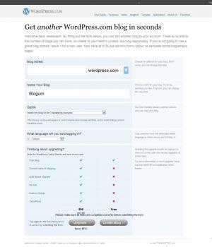 Wordpress.com Ekran Görüntüleri - 2