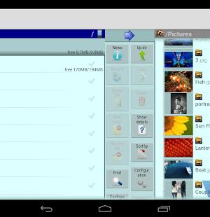 X-plore File Manager Ekran Görüntüleri - 2