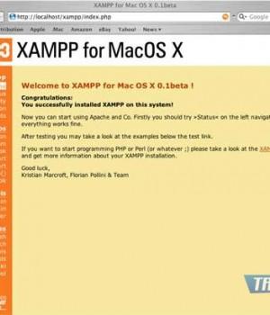 XAMPP Ekran Görüntüleri - 1