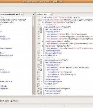XML Copy Editor Ekran Görüntüleri - 1
