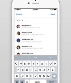 Yahoo Mail Ekran Görüntüleri - 2
