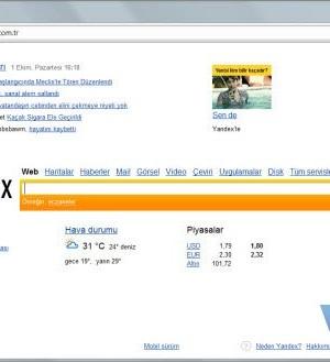 Yandex Browser Ekran Görüntüleri - 4