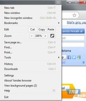 Yandex Browser Ekran Görüntüleri - 3