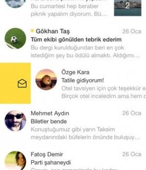 Yandex.Mail Ekran Görüntüleri - 2
