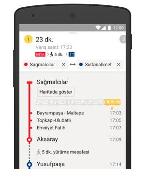 Yandex.Metro Ekran Görüntüleri - 4