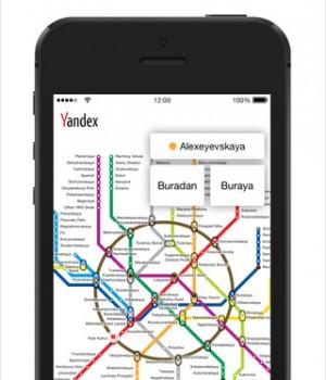 Yandex.Metro Ekran Görüntüleri - 3