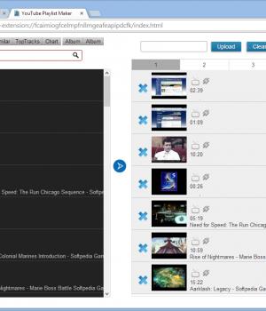 YouTube Playlist Maker Ekran Görüntüleri - 1