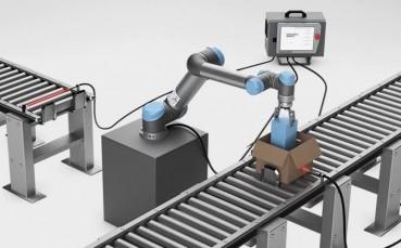 Paket Kolileme İşinde Usta ve Hızlı Robotlar