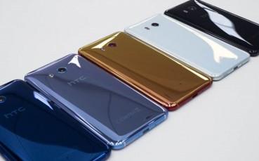 Çerçevesiz Ekranlı HTC U11 Plus Sızdırıldı
