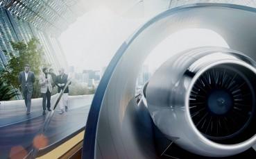 İstanbul'da Hyperloop Rüzgarı!