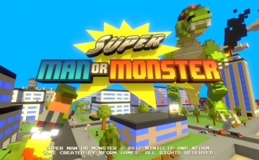 Super Man Or Monster İncelemesi