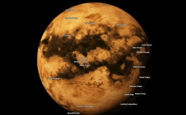 Google Haritalar ile Güneş Sistemini Keşfe Çıkın