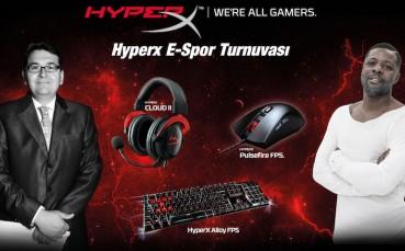 HyperX E-Spor Turnuvasına Pascal Nouma Renk Katacak