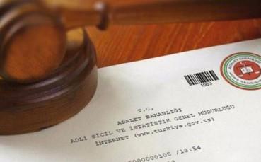 E-Devletten Alınan Adli Sicil Kaydındaki İfadeler Ne Anlama Geliyor?