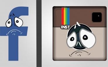 Facebook ve Instagram Çöktü