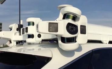 Apple'ın Otonom Araba Teknolojisi Görüntülendi