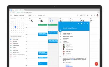 Google Takvim'in Web Tasarımı Yenilendi