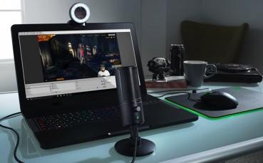Razer Yayıncılar İçin Webcam ve Mikrofonunu Tanıttı