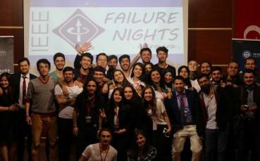 Failure Nights İstanbul Etkinliğinin İkincisi Düzenleniyor