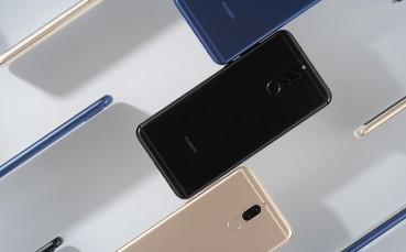 Huawei Mate 10 Lite Türkiye'de Satışta! İşte Fiyatı