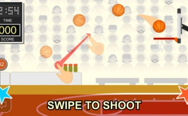 Swipe Shootout: Street Basketball