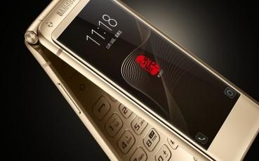 Samsung'dan Üst Seviye Kapaklı Telefon Geliyor