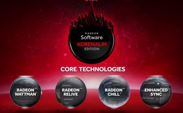 AMD Radeon Software Adrenalin Edition