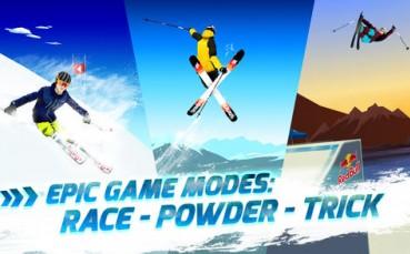Red Bull Free Skiing