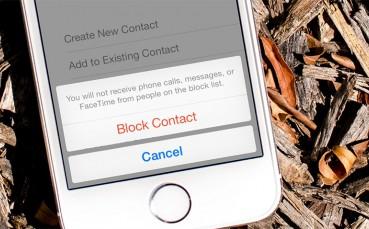 iPhone'da Numara Engelleme Nasıl Yapılır?